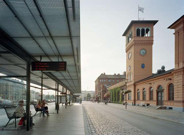 Malmš CMetro Ark.sept 2004
